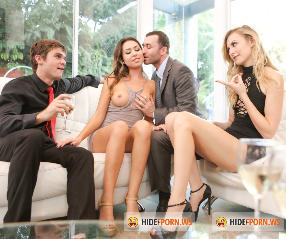 EroticaX - Melissa Moore, Alexa Grace, James Deen, Rob - More Than Friends, Episode 4 [HD 720p]