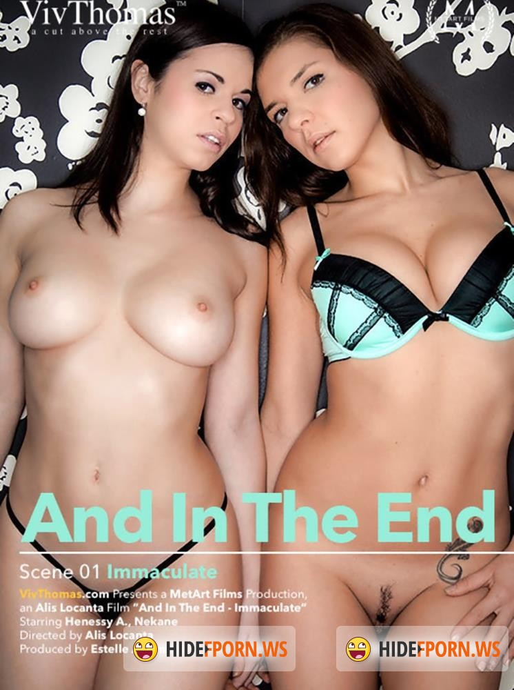 VivThomas - Henessy A, Nekane - And In The End Episode 1 - Immaculate [FullHD 1080p]