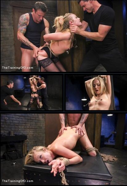 TheTrainingOfO.com/Kink.com - Karla Kush - Slave Training Karla Kush, Day One [HD]