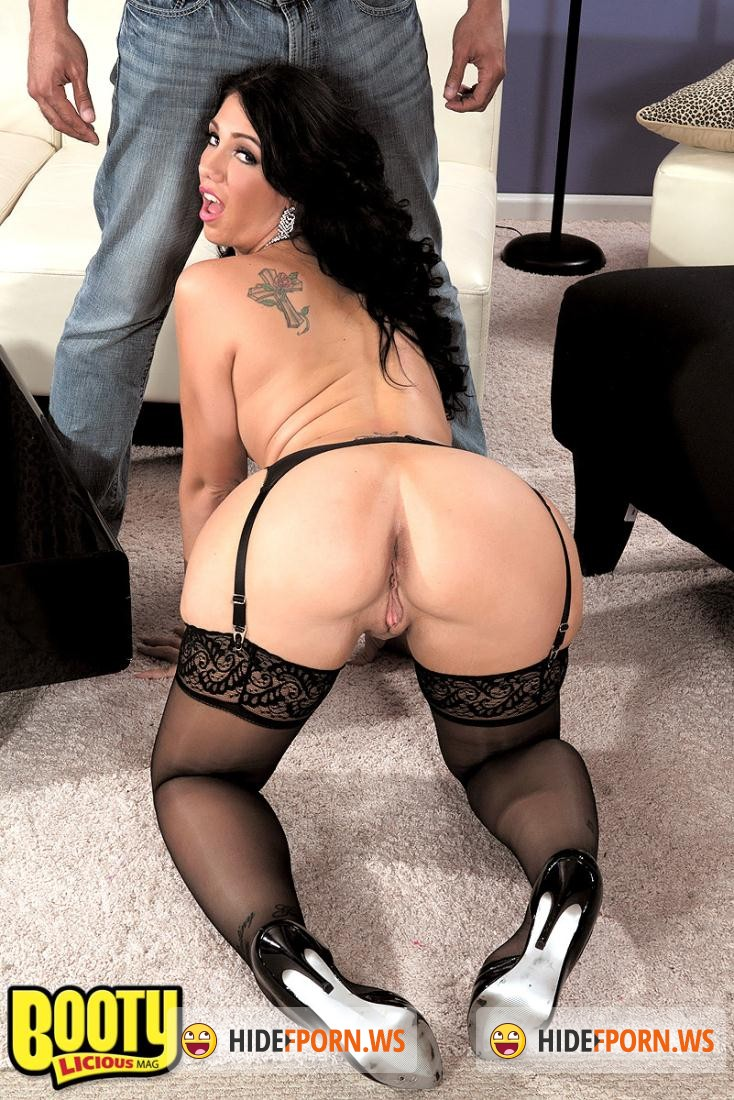 BootyLiciousMag.com/PornMegaLoad.com: Madison Rose - A Rump By Any Other Name Would Still Be Sweet. [HD 720p]