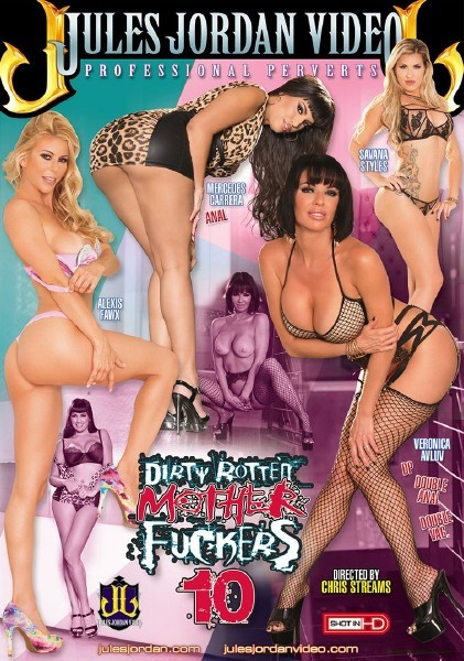 Dirty Rotten Mother Fuckers 10 (2015/DVDRip)