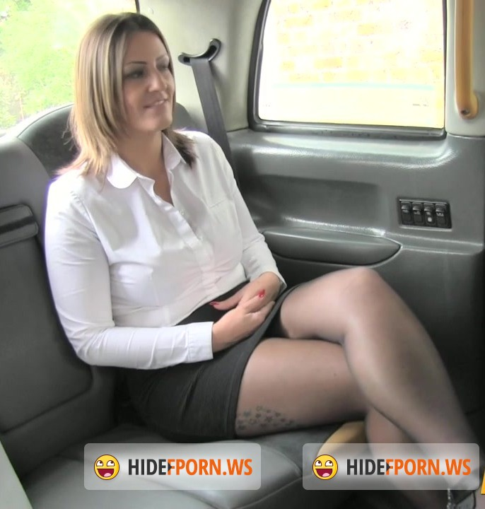 Sex in Taxi: E287 - Cracking arse and great tits [HD 720p]