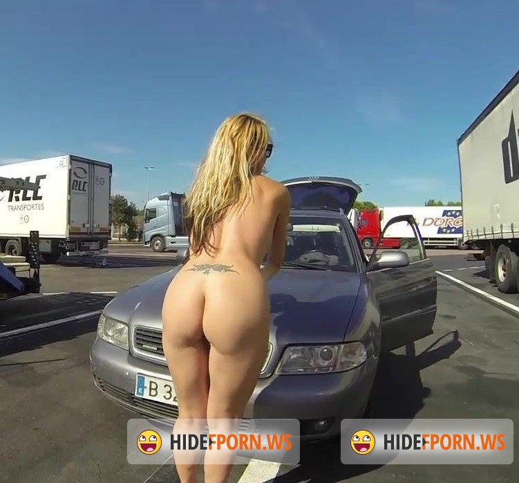 Elisa-Dreams.com/Elysa-Exhib.com - Elisa Dreams - Public Anal Sex On The Highway [HD 720p]