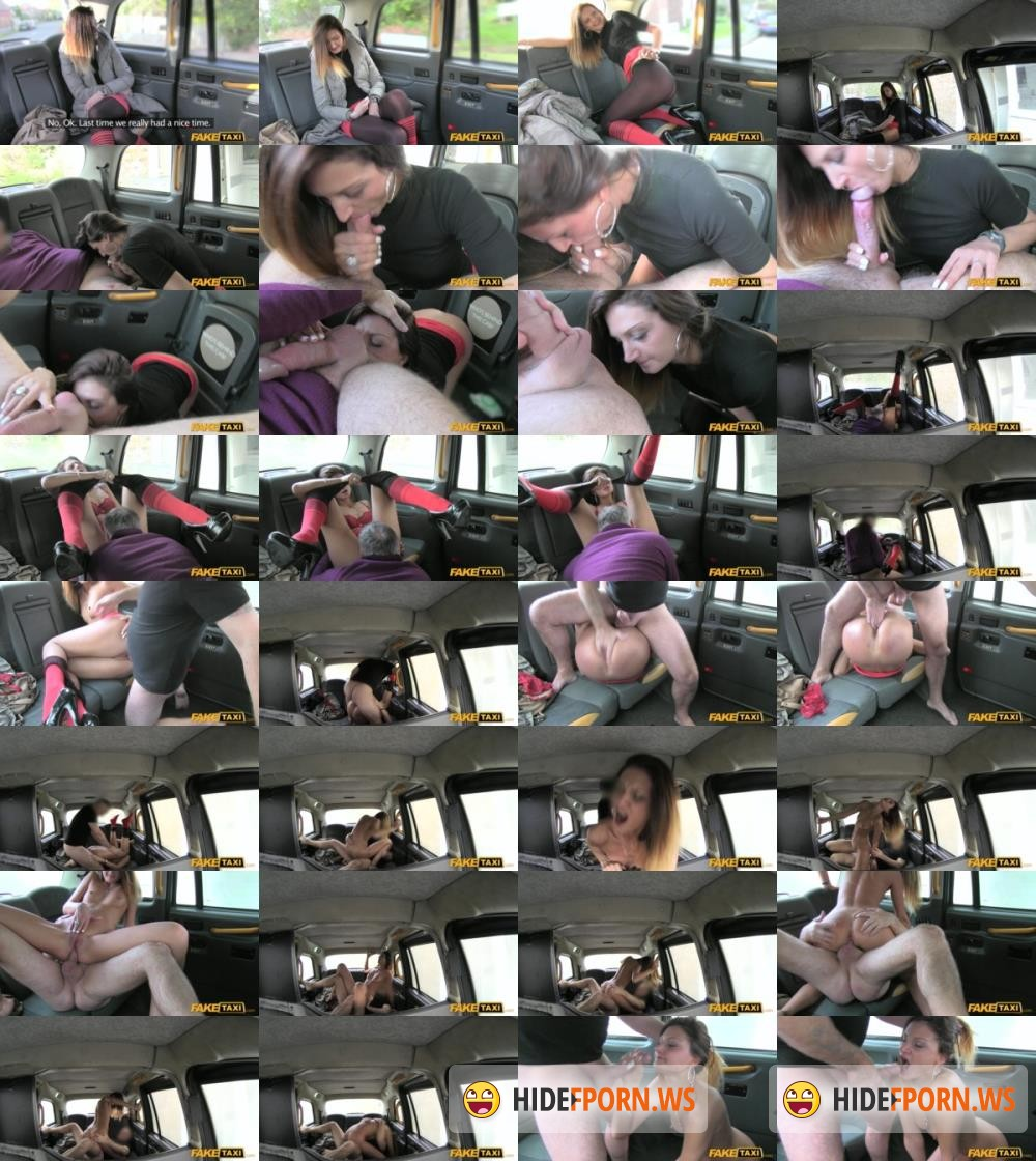FakeTaxi/FakeHub - Amateurs - Taxi Seduction With Anal Sex [FullHD 1080p]
