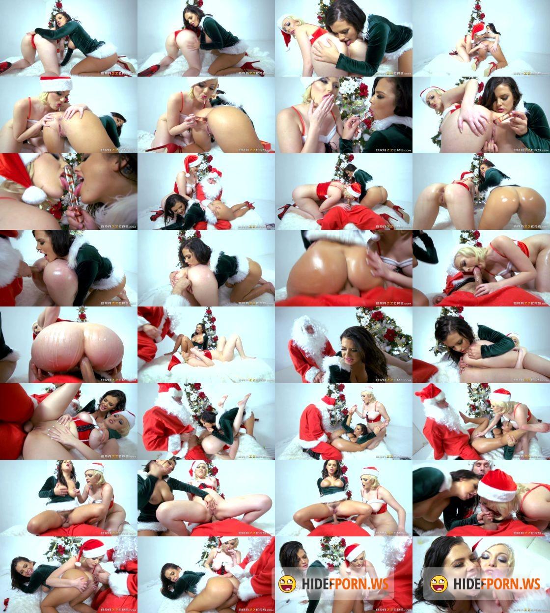 Santas big tit elf porn pictures porno pics