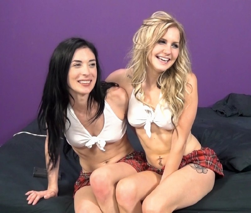 ImmoralLive.com/MyXXXPass.com - Jaelyn Chase, Aiden Ashley - School Girls Gone Naughty Part 2 [HD 720p]