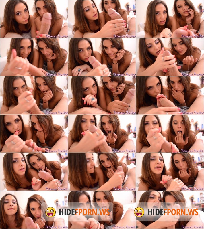 Clips4sale.com - Brianna, Molly - Edge Play With Brianna and Molly [FullHD 1080p]