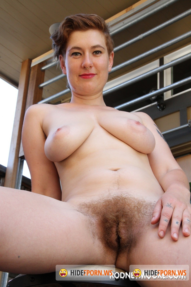 Rodneymoore.com - Sylvia Sinclair - Hairy Treat! [FullHD 1080p]