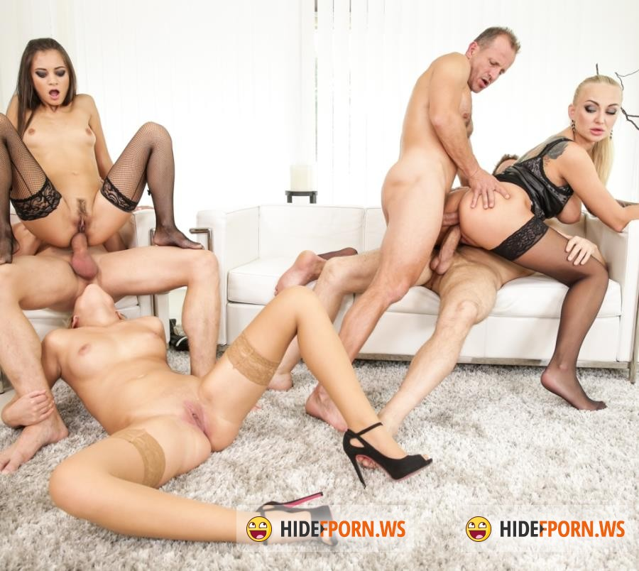 DogHouseDigital - Katy Rose, Shrima Malati, Kayla Green - Swingers Orgies 11, Scene 1 [HD]