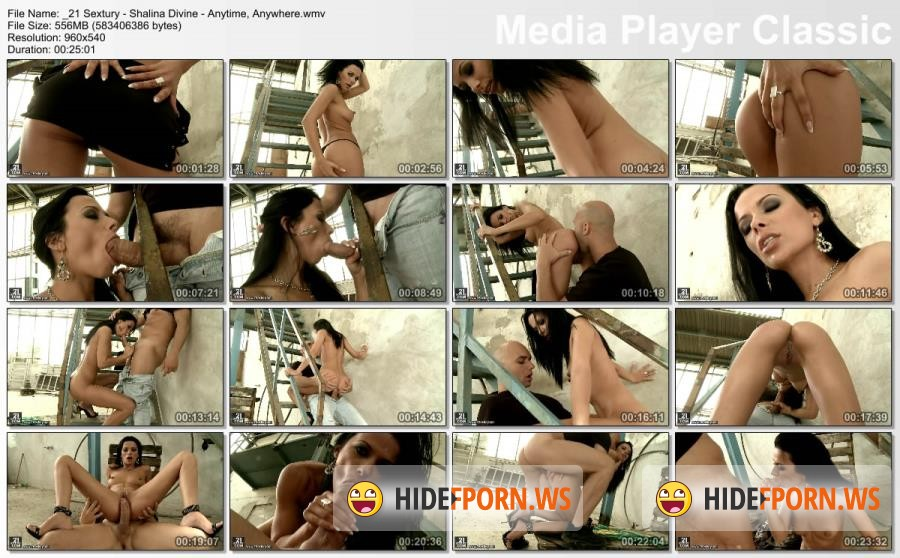21Sextury.com - Shalina Divine - Anytime - Anywhere [SiteRip]
