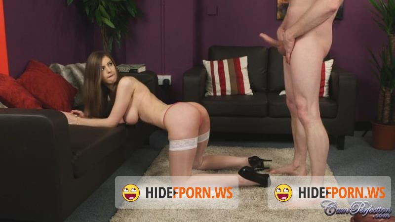 CumPerfection.com - Stella Cox - Swallowing The Dean's Cum [FullHD 1080p]