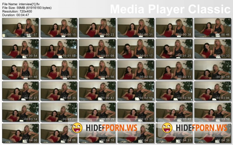 Monica Sexxxton & Jessica Sexxxton - Real mother and daugther (mini pack) [HD 720p]