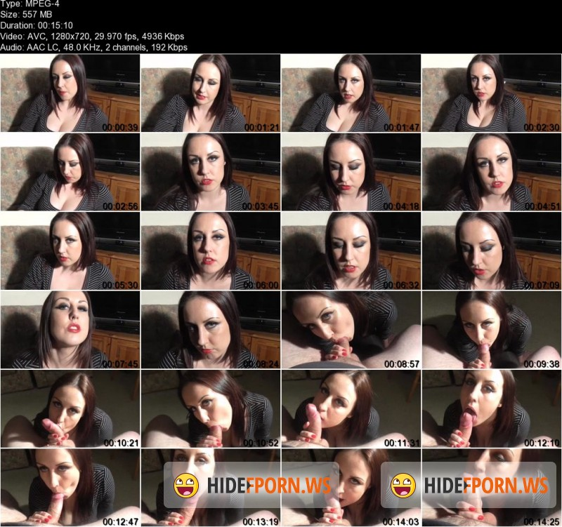 Lucy Marie - POV BJ Mommy Is Looking For Attention [HD 720p]