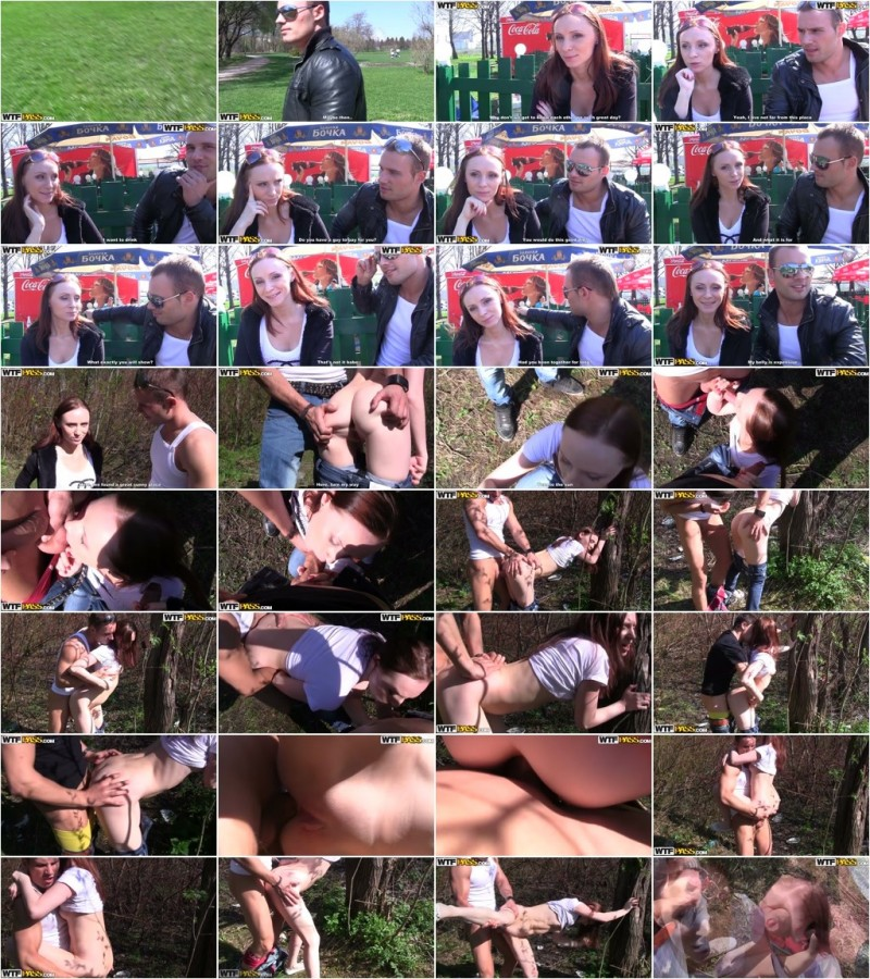 MyPickupGirls.com - Margot - Hot pick up sex scene in the park [HD 720p]