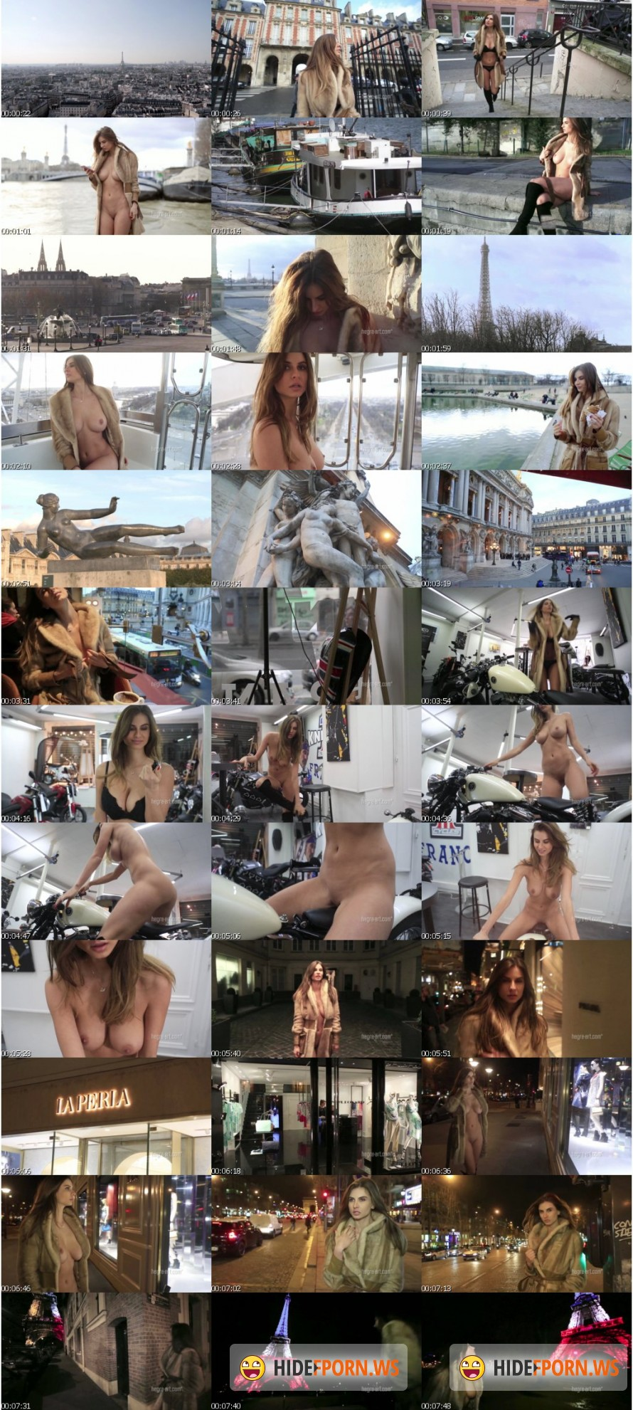 Hegre-Art.com - Marisa - I Love Paris [Full HD 1080p]