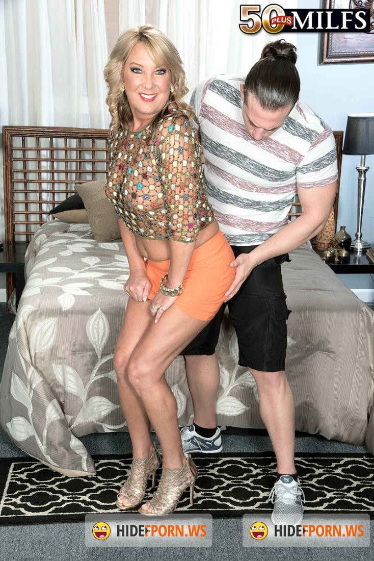 50PlusMilfs.com/PornMegaLoad.com: Mia Morgan - Former School Teachers First Video Fuck [HD 720p]