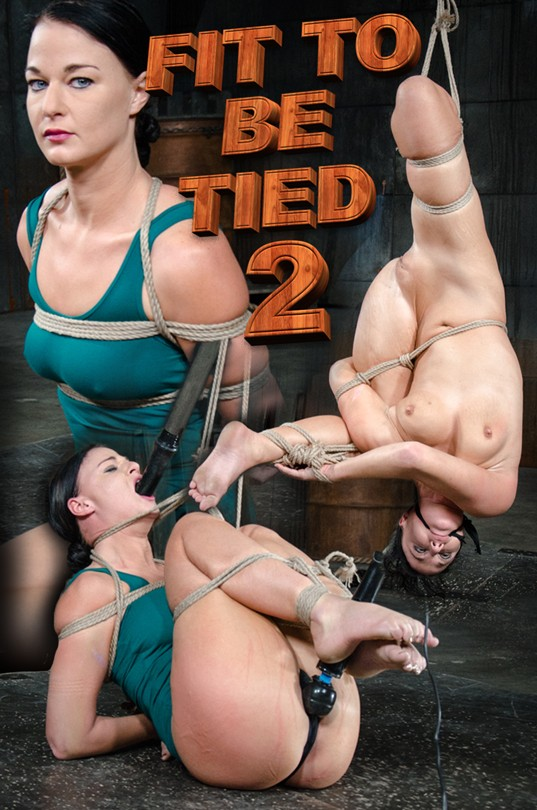 HardTied.com - London River - Fit To Be Tied 2 [HD 720p]