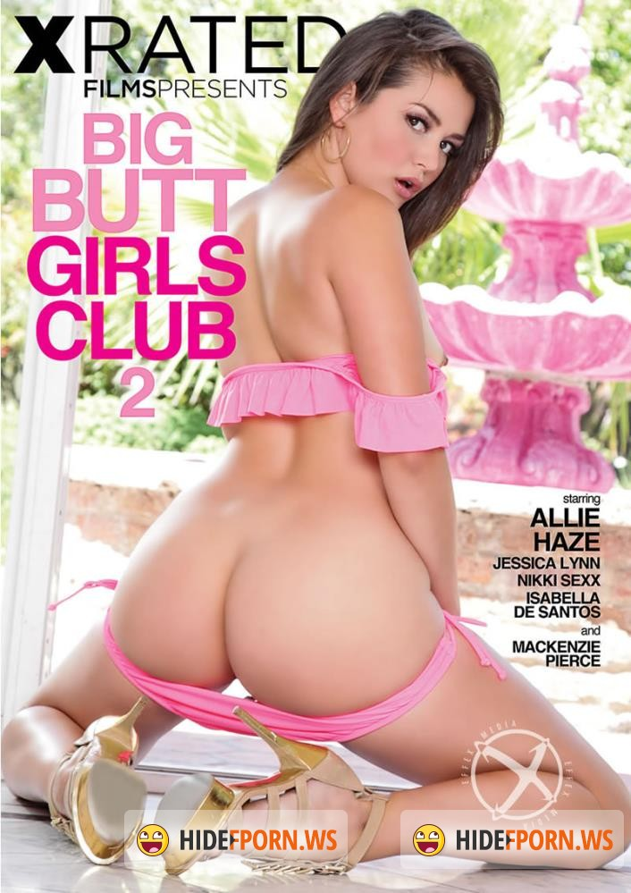 Big Butt Girls Club 2 [2015/WEBRip 720p]