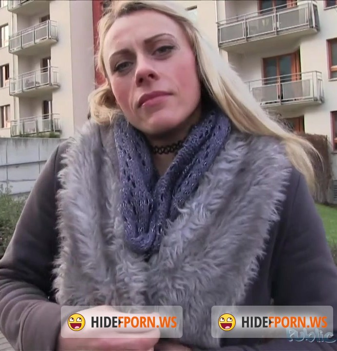 Public Casting: Brittany - E356 Cold big cock but a warm wet pussy [HD 720p]