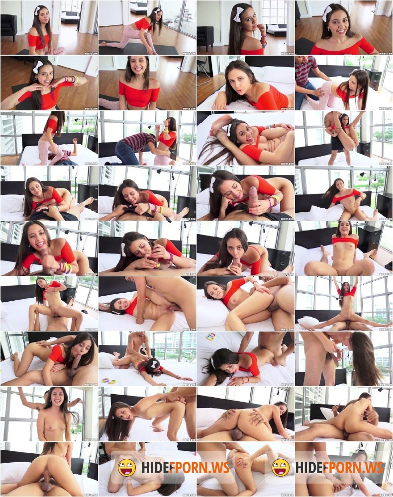 DontBreakMe.com/Mofos.com - Lucy Doll - Ex-Gymnast Does Splits on a Dick [SD]