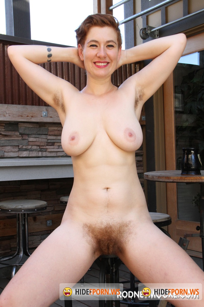 RodneyMoore.com - Sylvia Sinclair - Hairy Treat! [SD 540p]