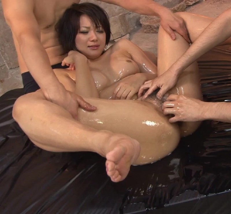 JapanHD.XXX - Mito Ayase - An Oily Spit Roast [FullHD 1080p]