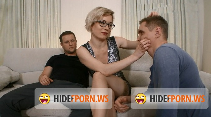 Submissivecuckolds.com - Mistress Dayana - Wife With Glasses Fuck In Ass [FullHD 1080p]