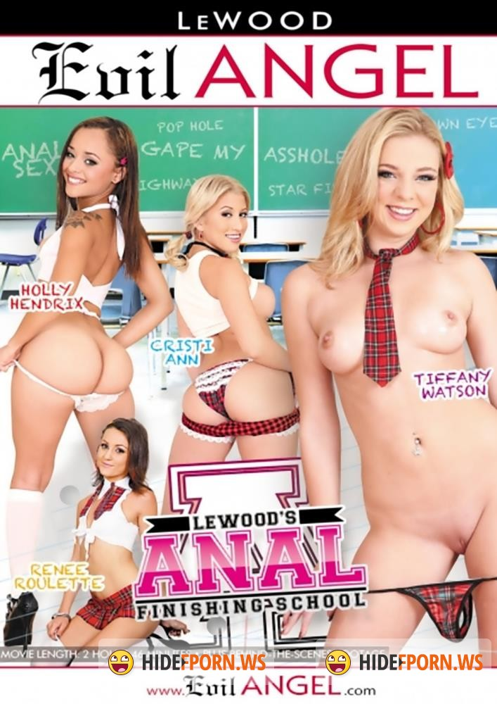 LeWoods Anal Finishing School [WEBRip/HD]