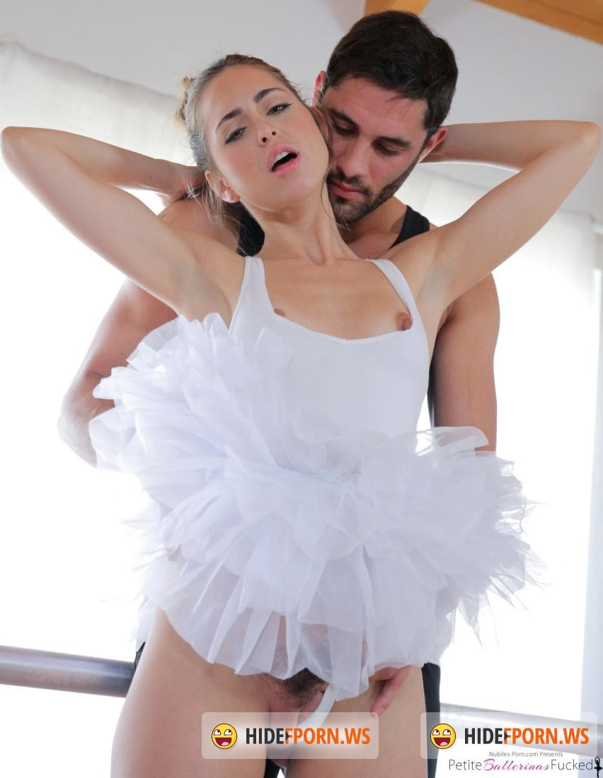 Ballerinas: Riley Reid - Petite Dancer Swallows Big Cock [SD 540p]