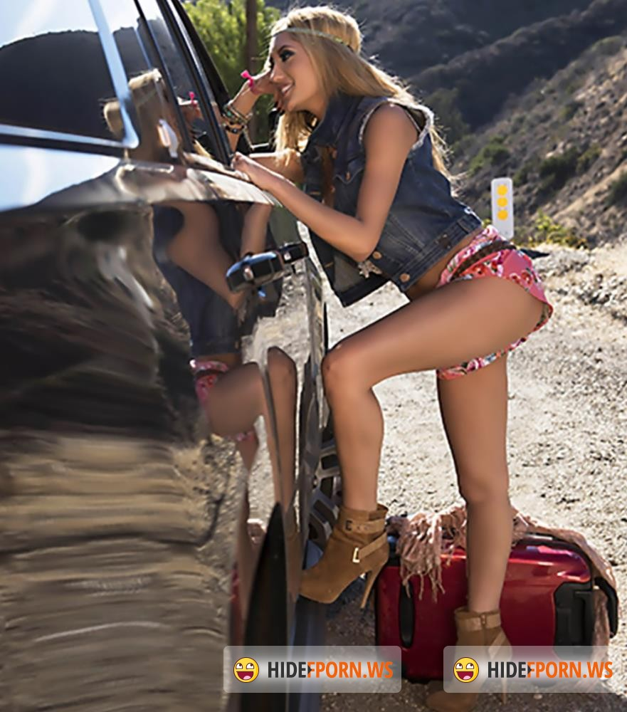 BrazzersExxtra/Brazzers - Chloe Amour, Buddy Hollywood - A Hitchhikers Guide To My Cock [HD 720p]