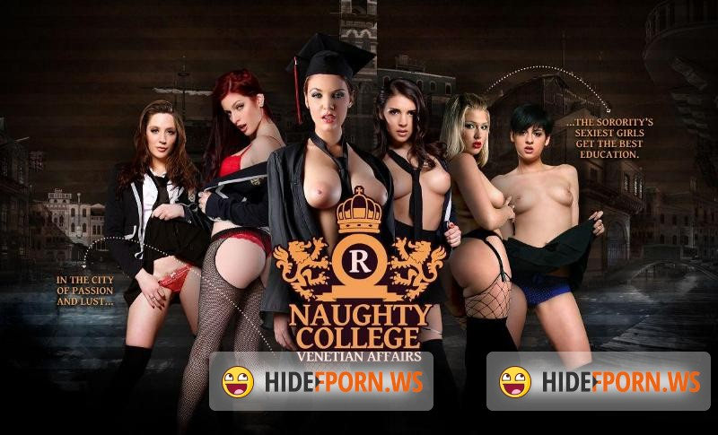 Naughty College: Venetian Affairs [SD]