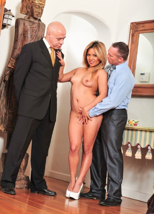 DevilsFilm.com - Lana Violet, Marcus London - Seduced By The Boss Wife 5, Scene 2 [FullHD]