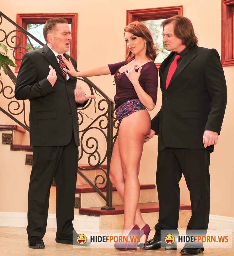 DevilsFilm - Britney Amber - Seduced By The Boss Wife 5, Scene 4 [HD]