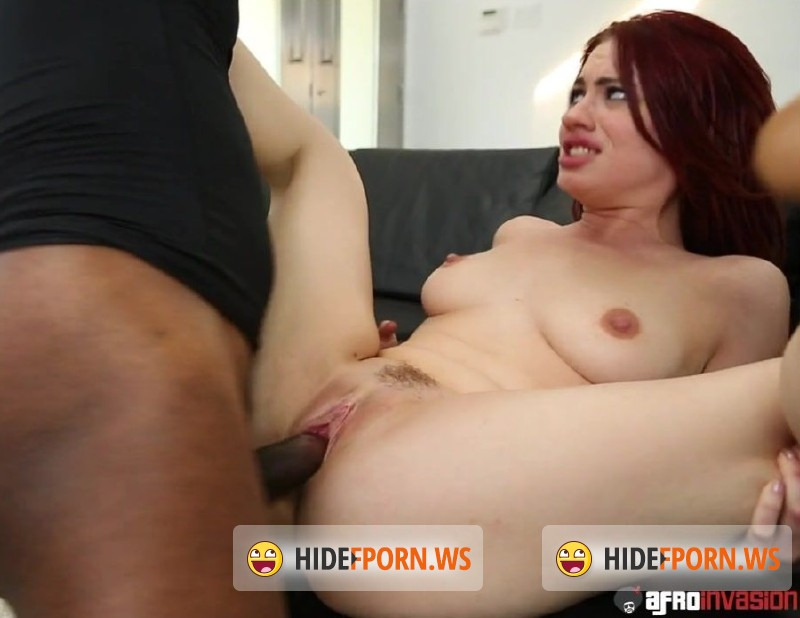 AfroInvasion.com - Jessica Ryan - Jessica Ryan Loves To Eat Black Meat [HD 720p]