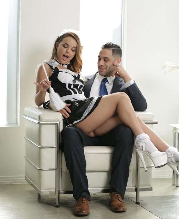 EroticaX.com - Dillion Harper - Role Playing- The Maid [HD]