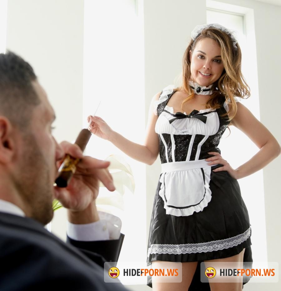 Erotica: Dillion Harper - Role Playing- The Maid [HD 720p]