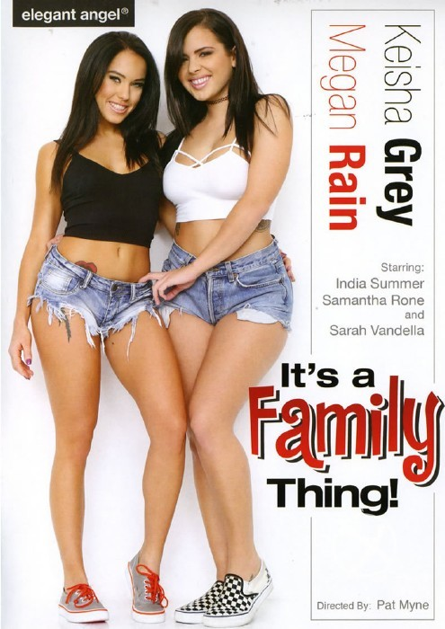 Its A Family Thing (2016/DVDRip)