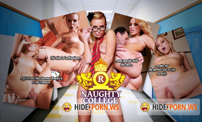 Naughty College: Brash Beginners [SD]
