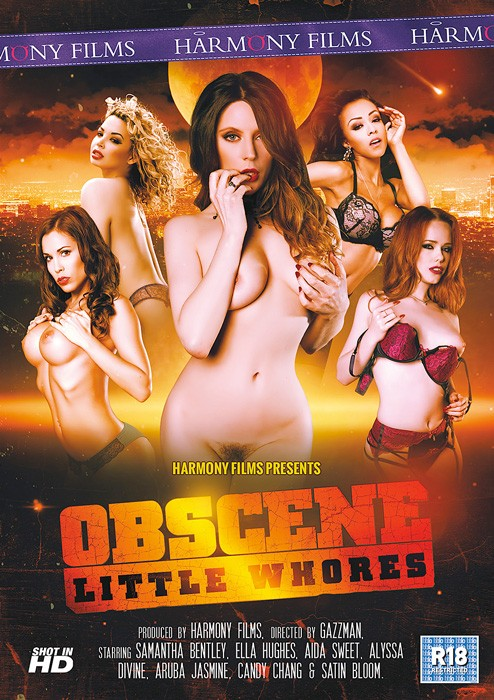 Obscene Little Whores [2015/WEBRip 1080p]