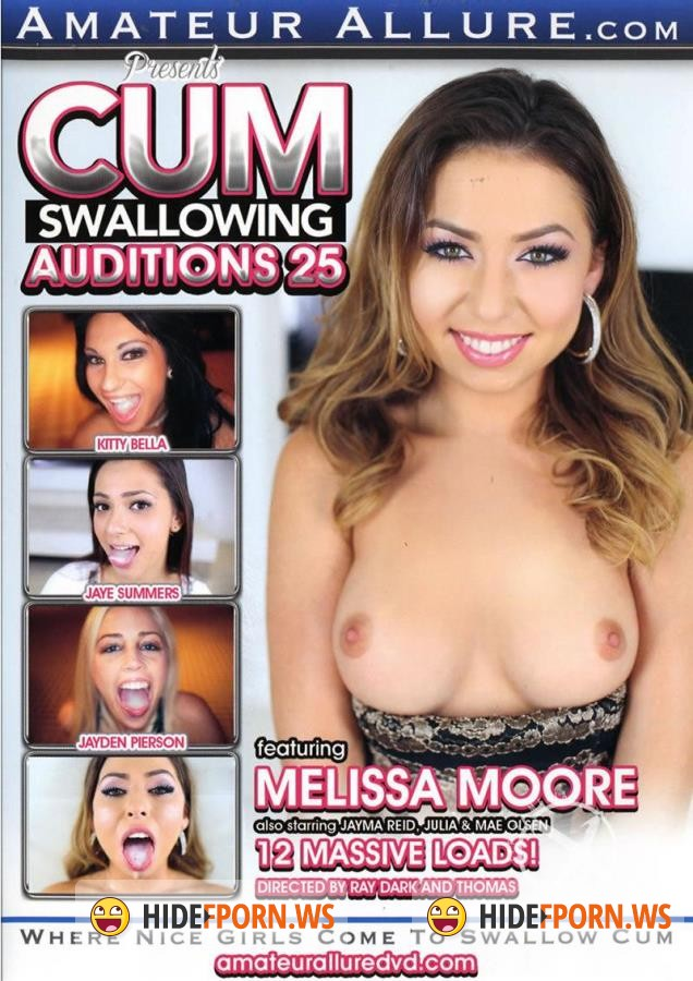 Cum Swallowing Auditions 25 [2016/DVDRip]