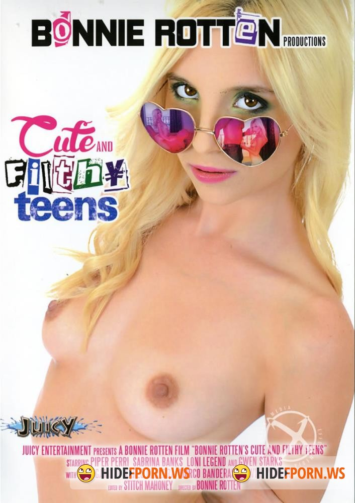 Cute And Filthy Teens [2015/WEBRip 1080p]