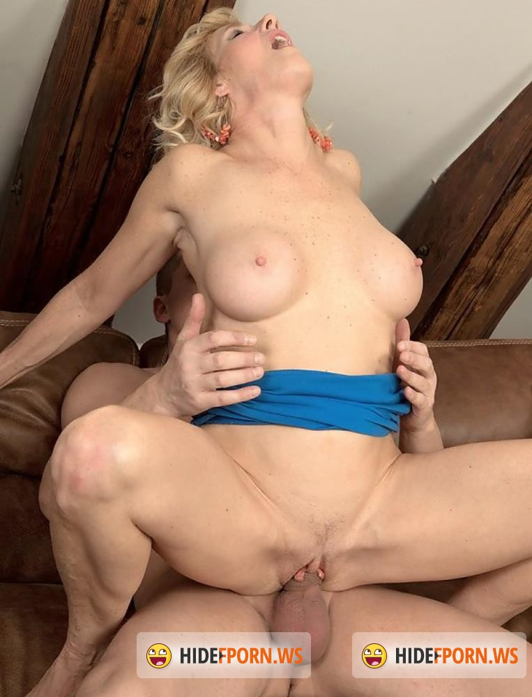 50PlusMilfs/PornMegaLoad - Molly Maracas - Mollys Big Cock Adventure [HD 720p]