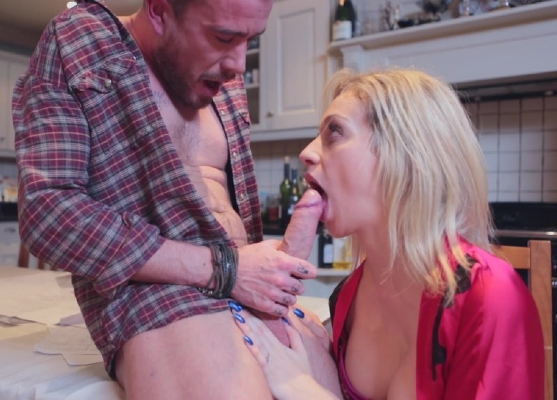LustCinema.com - Chessie Kay - Housemates - Chapter 2 [FullHD 1080p]