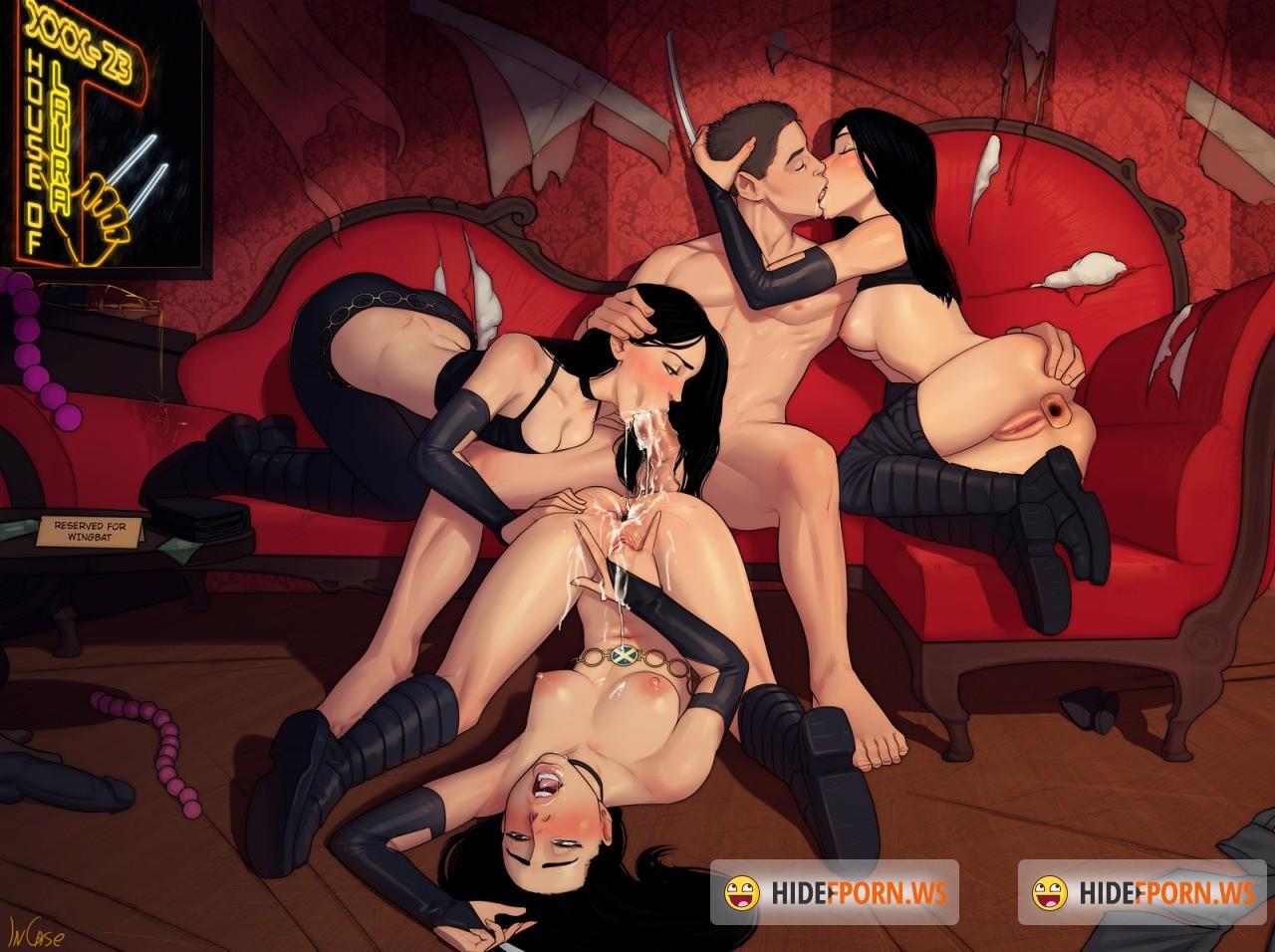 3d hardcore pic marvels porn scenes