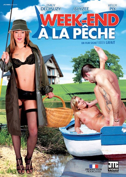 Week-End A La Peche [2015/WEBRip 720p]