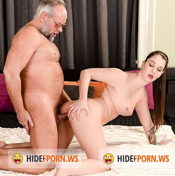 GrandpasFuckTeens.com/21Sextreme.com - Angelina Brill - Grandpas Dirty Magic Trick [FullHD]