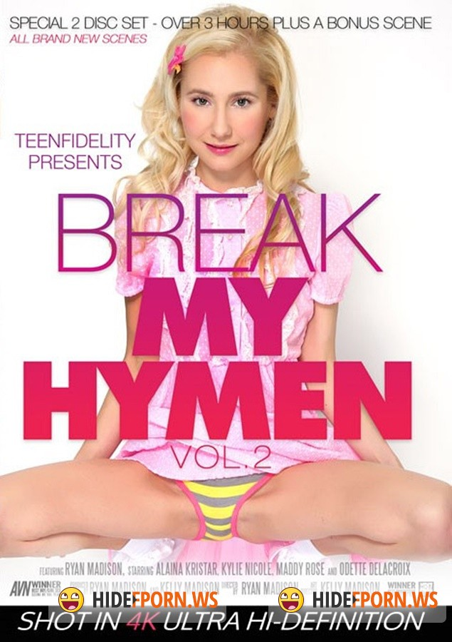 Break My Hymen 2 [2016/WEBRip 1080p]