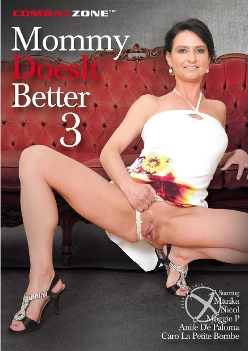 Mommy Does It Better 3 (2016/DVDRip)