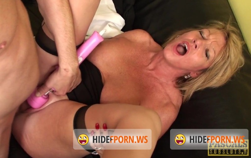 PascalsSubSluts.com - Amy - Virgin Sub Wets Her Milfy Knickers [HD 720p]