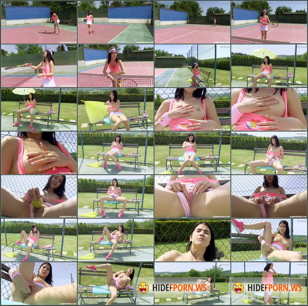 ClubSevenTeen.com - Lady D - Young Tennis Player Masturbating [FullHD 1080p]
